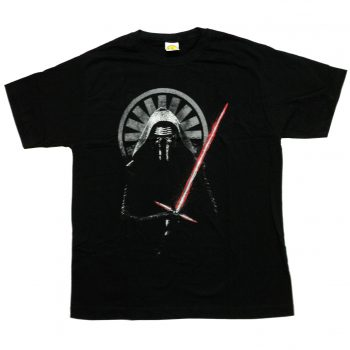 Camiseta Star Wars Kylo Ren - Frente