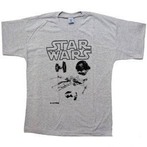Camiseta Star Wars X-Wing - Frente